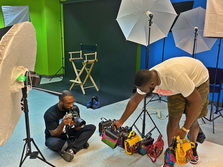 Creative, photo studio in Harlem Photo 3
