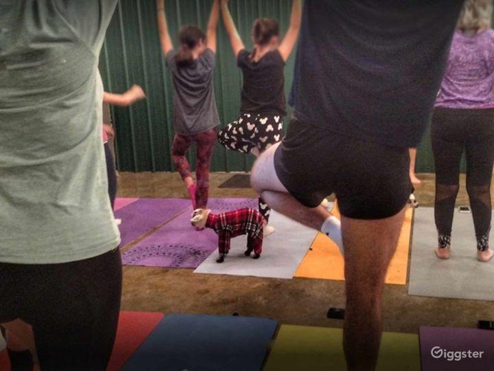 Unique Yoga Studio in Madison Photo 2