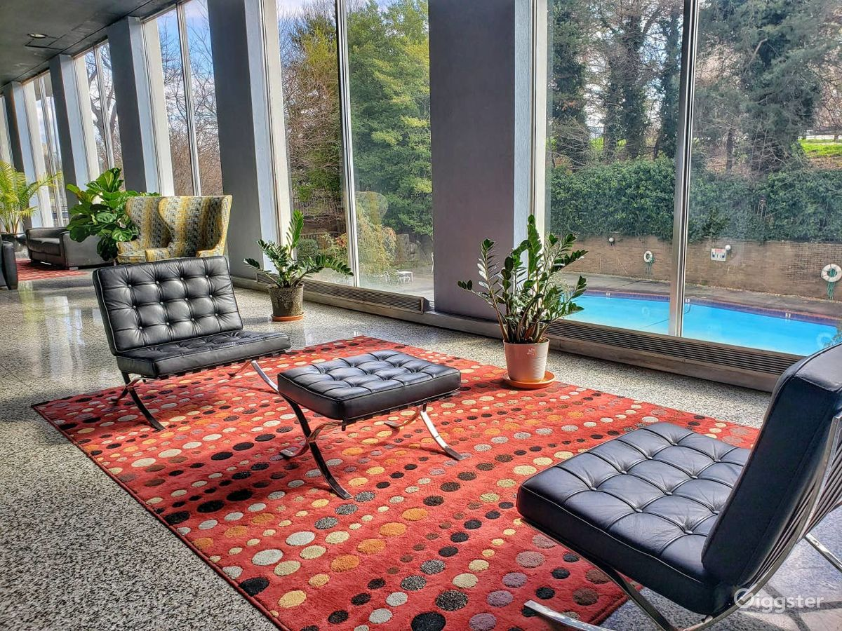 Downtown Engagement at this Modern Hishrise with City Views Atlanta Rental