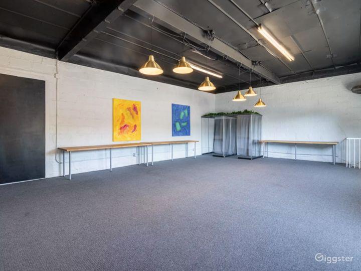 Versatile open space