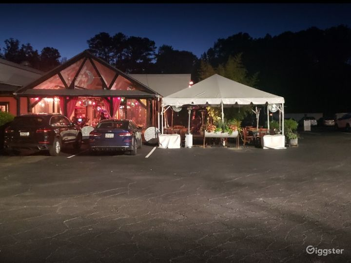 Fine Dining Venue in Buckead - Outside Patio Photo 3