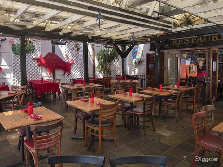 Fine Dining Venue in Buckead - Outside Patio Photo 4