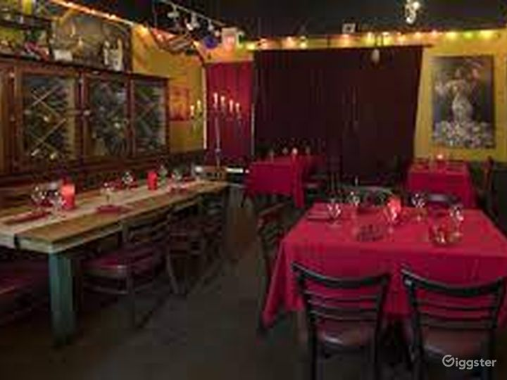 Fine Dining Venue in Buckead - Outside Patio Photo 5