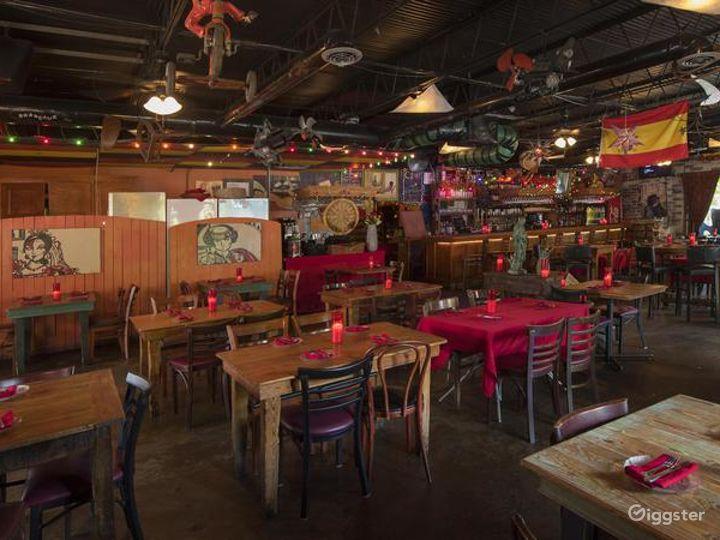Fine Dining Venue in Buckead - Outside Patio Photo 2