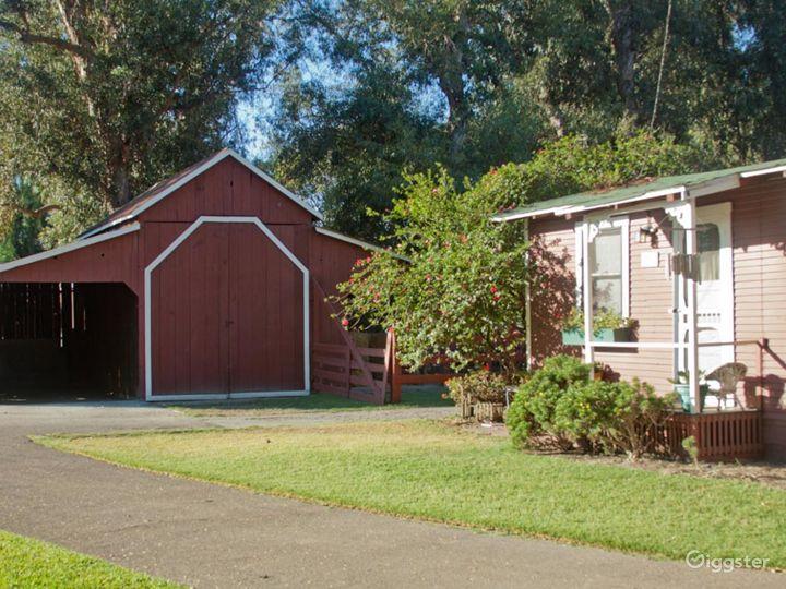 Barns w/Green Lawns, Cornfield & 6 Acre Farm Photo 5