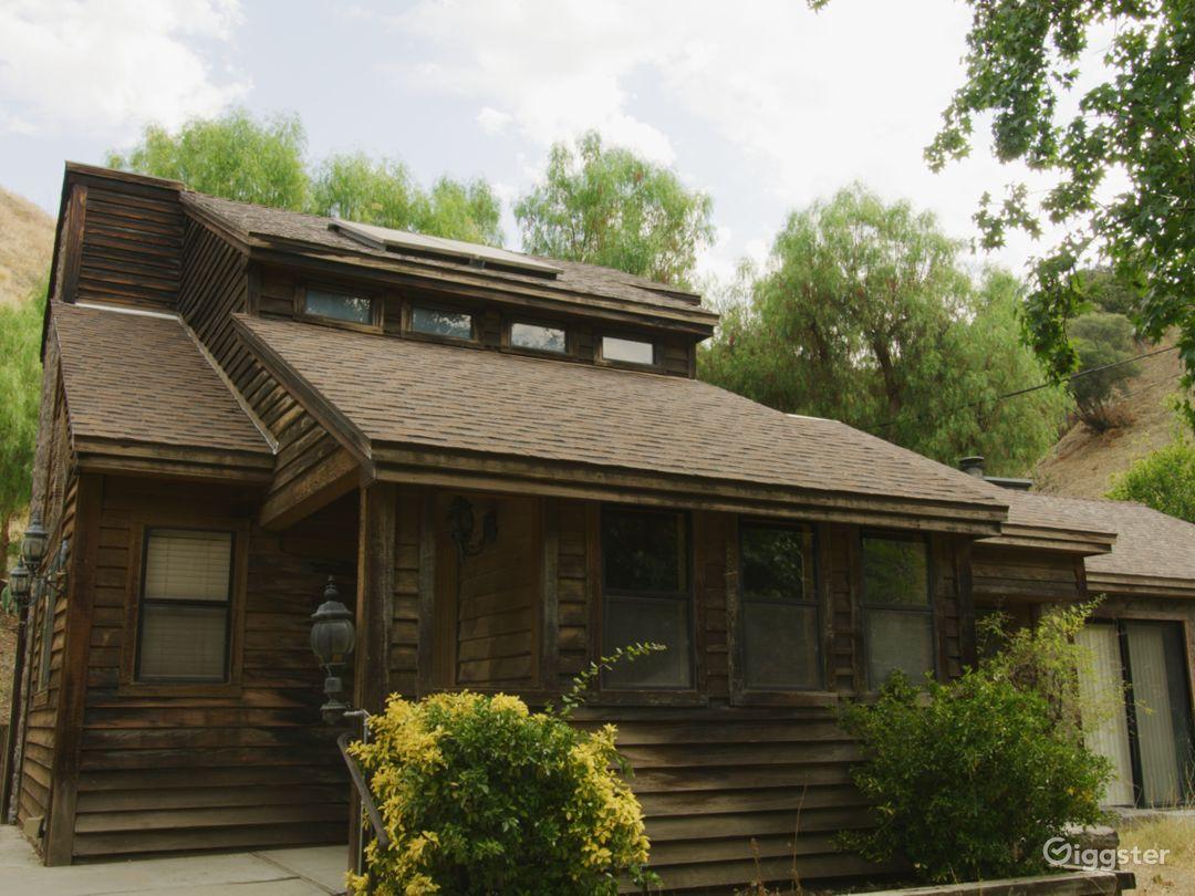 1960s Cottage - 1980s Home/Retro Cabin (Loft) Photo 1
