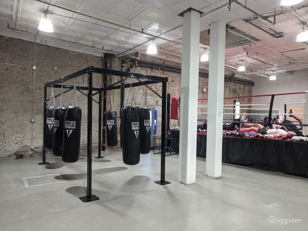 Boxing Gym Chelsea Photo 2