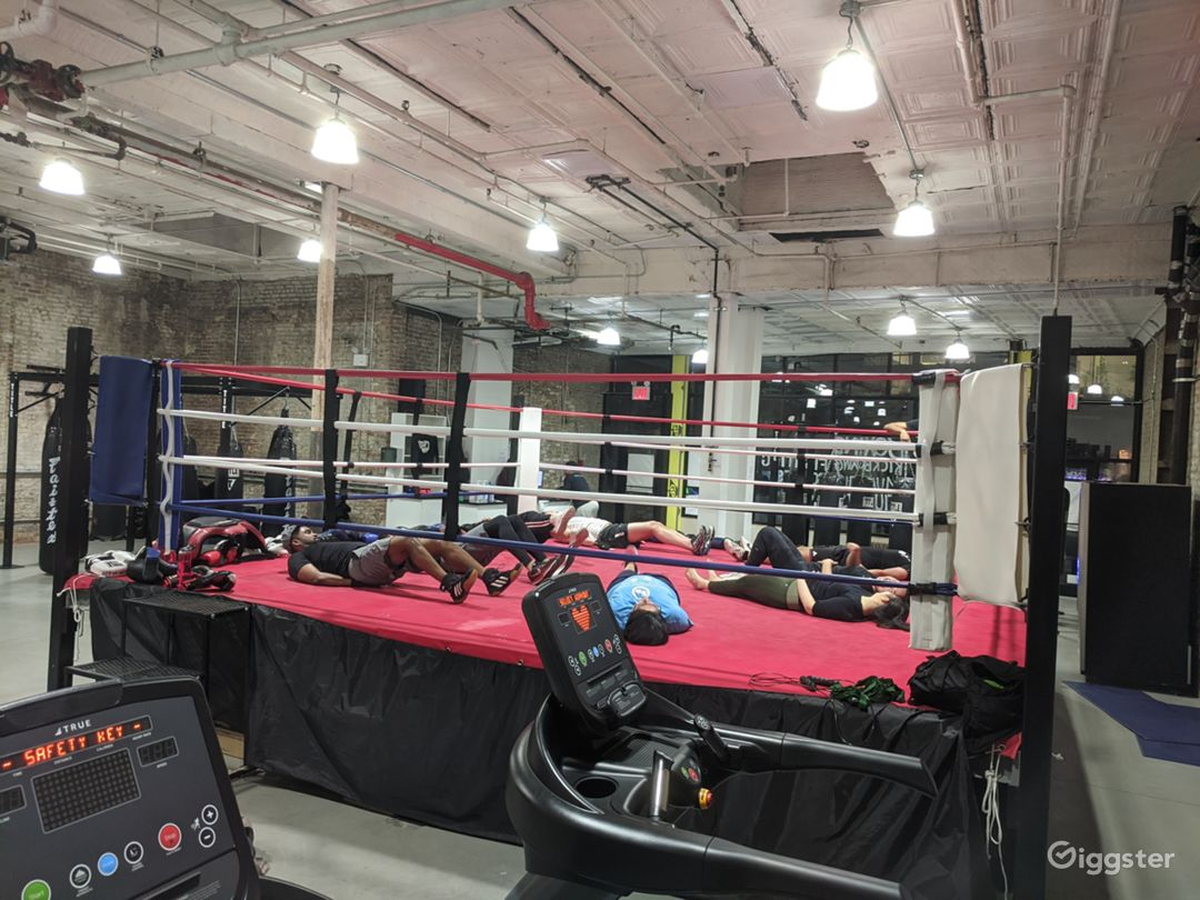 Boxing Gym Chelsea Photo 4