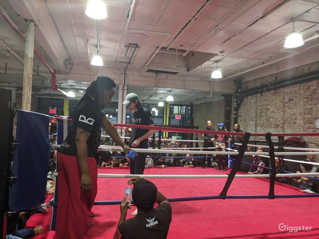 Boxing Gym Chelsea Photo 5