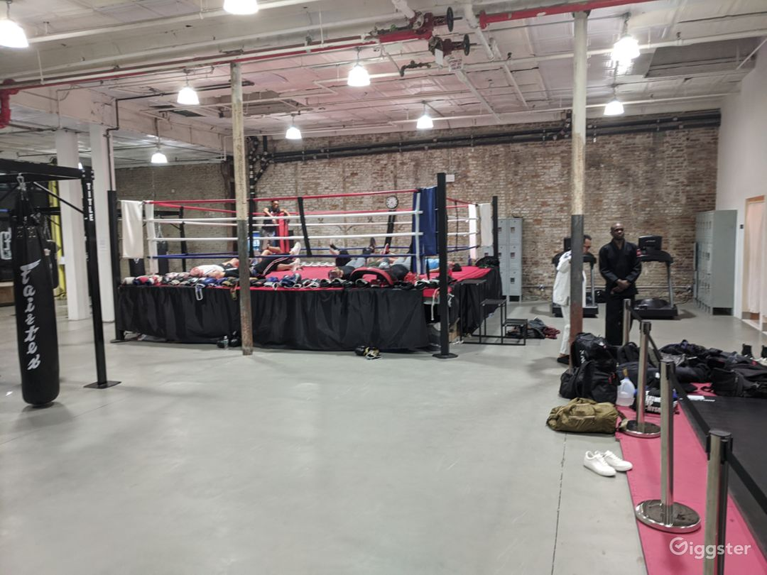 Boxing Gym Chelsea Photo 1