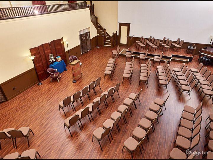 Cerimon House_Main Auditorium Photo 3