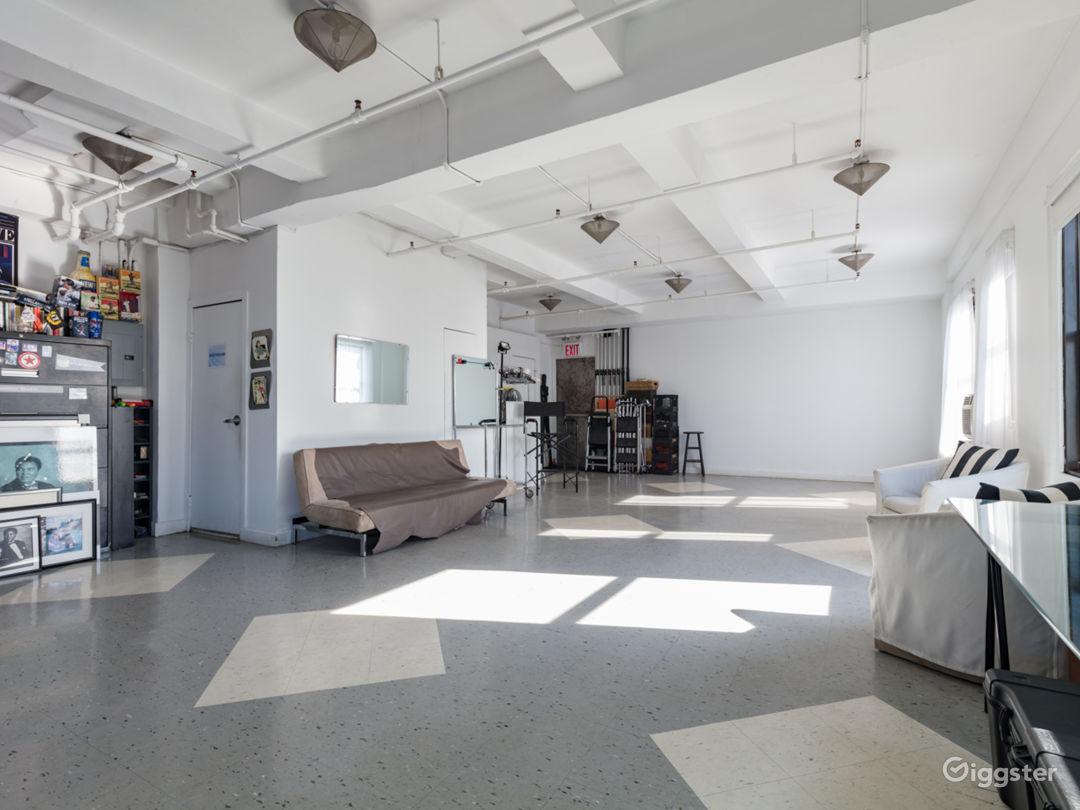 Photo studio and 5 Manhattan rooftops Photo 2