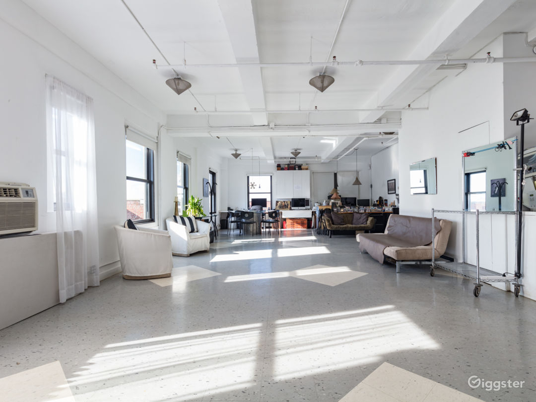 Photo studio and 5 Manhattan rooftops Photo 1