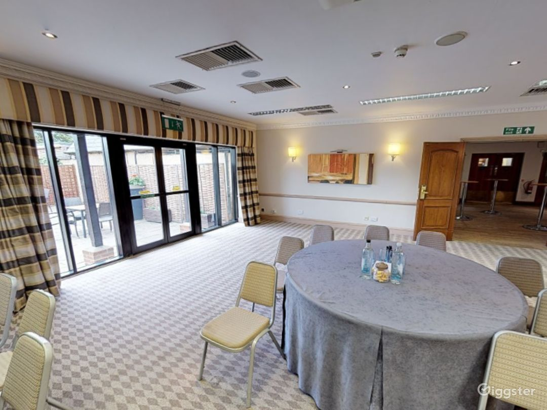 Bright Cowley Event Space in Oxford Photo 1