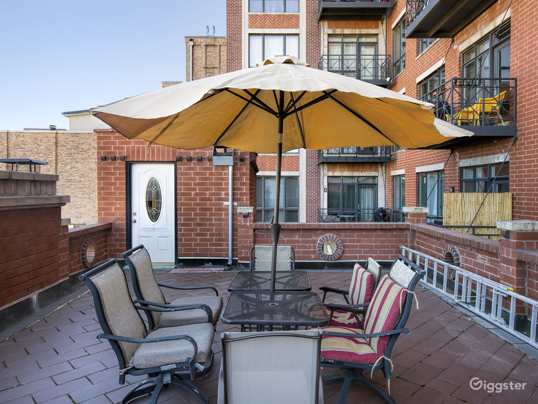 2-Story Penthouse w/ Massive Rooftop Patio Photo 3