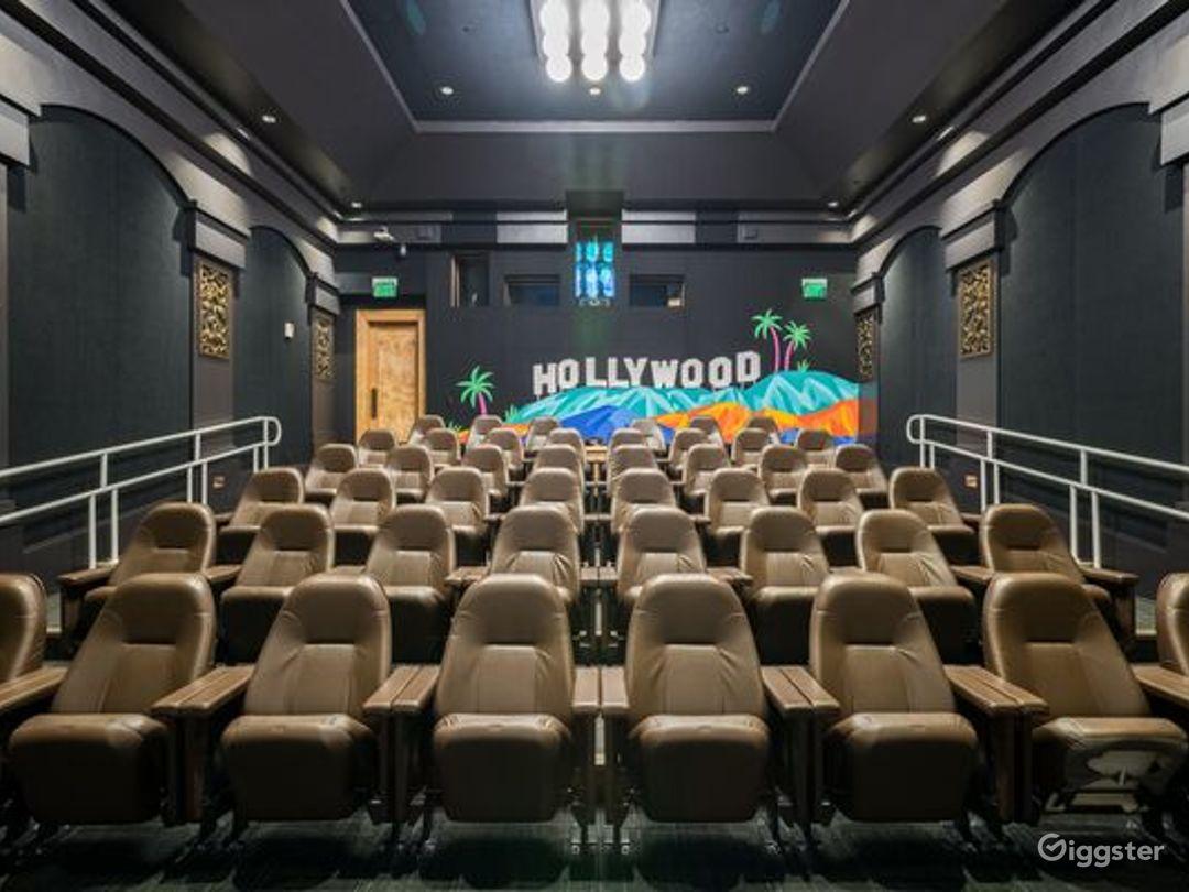 Intimate Century City Theater Photo 1