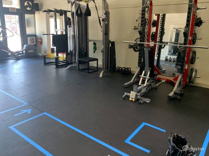 Mode and Well-kept  Fitness Facility in Menlo Park Photo 3