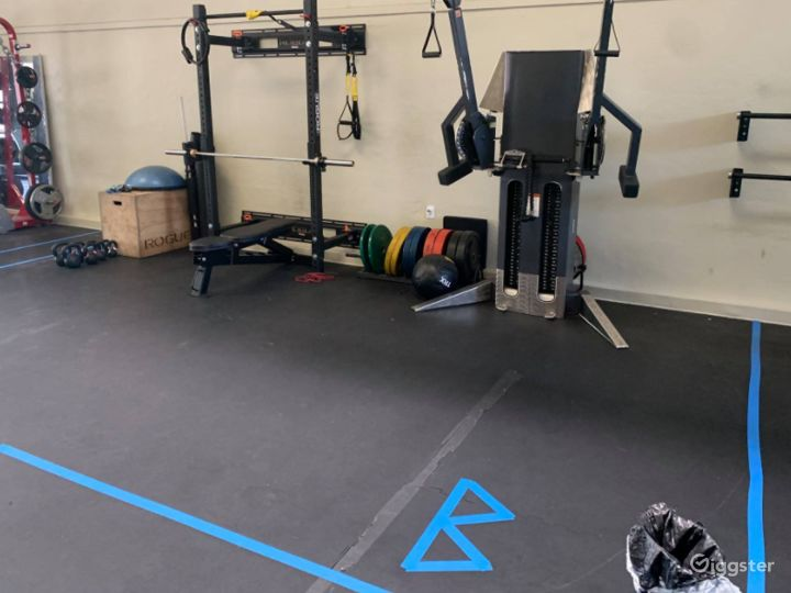 Mode and Well-kept  Fitness Facility in Menlo Park Photo 4