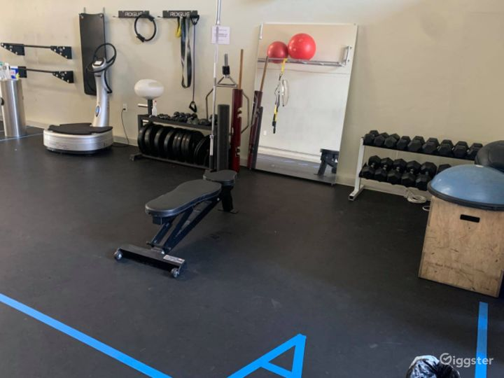 Mode and Well-kept  Fitness Facility in Menlo Park Photo 5