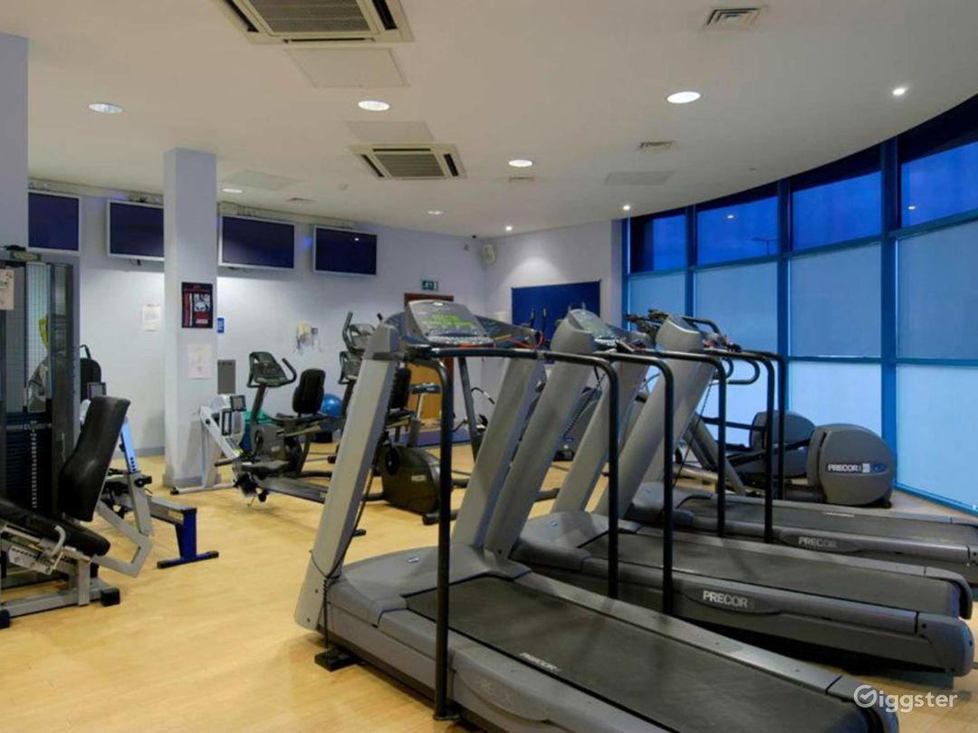 Hotel Gym in Reading Photo 1