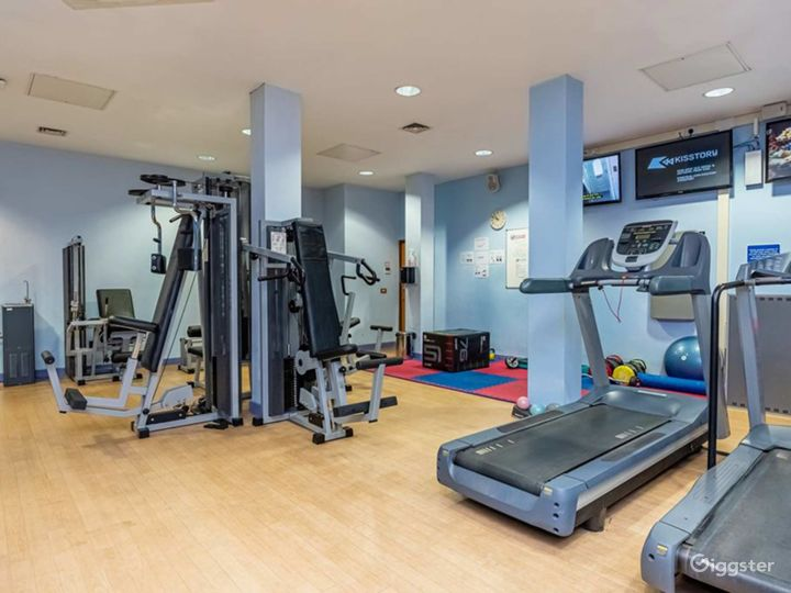 Hotel Gym in Reading Photo 5