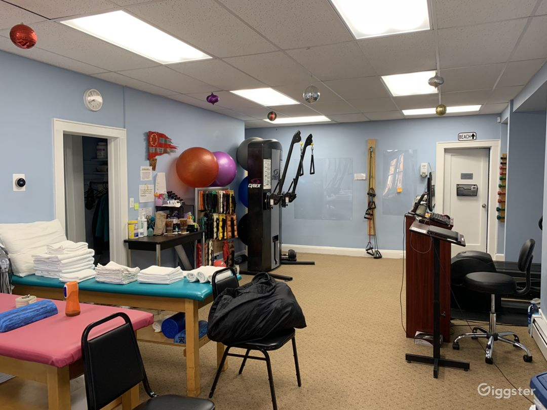 Physical Therapy Center Photo 1