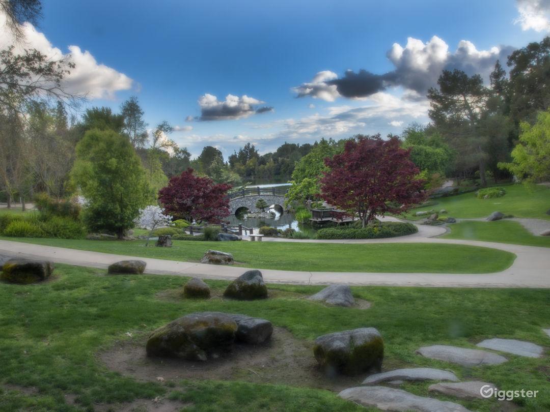 Shinzen Japanese Garden, Fresno, CA Photo 1