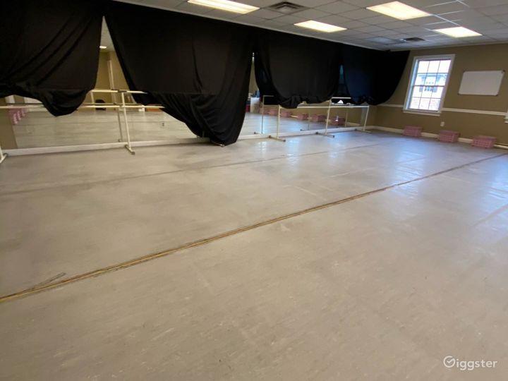 Dance Studio - Room 3