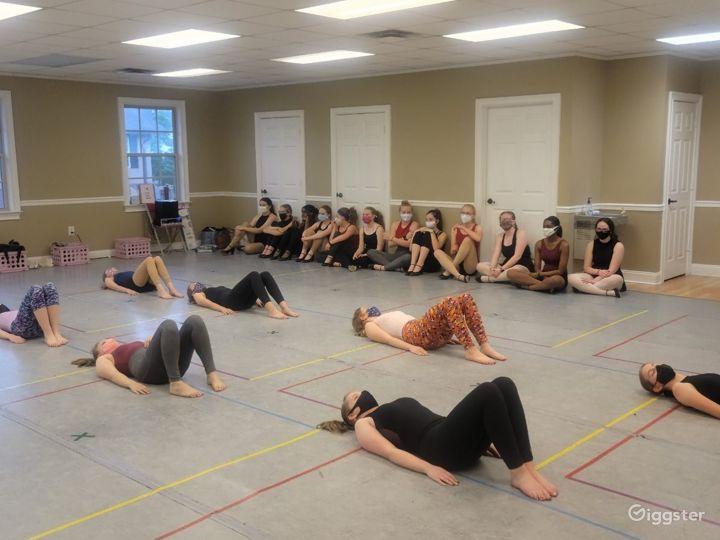 Dance Studio - Room 3 Photo 4