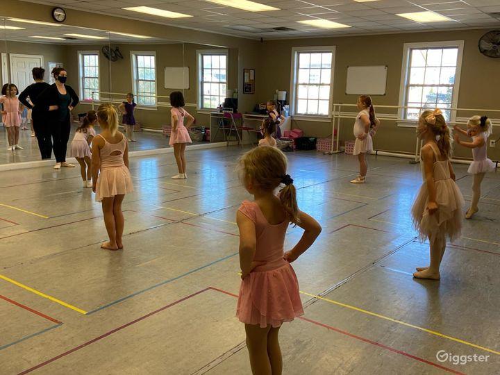 Dance Studio - Room 3 Photo 5