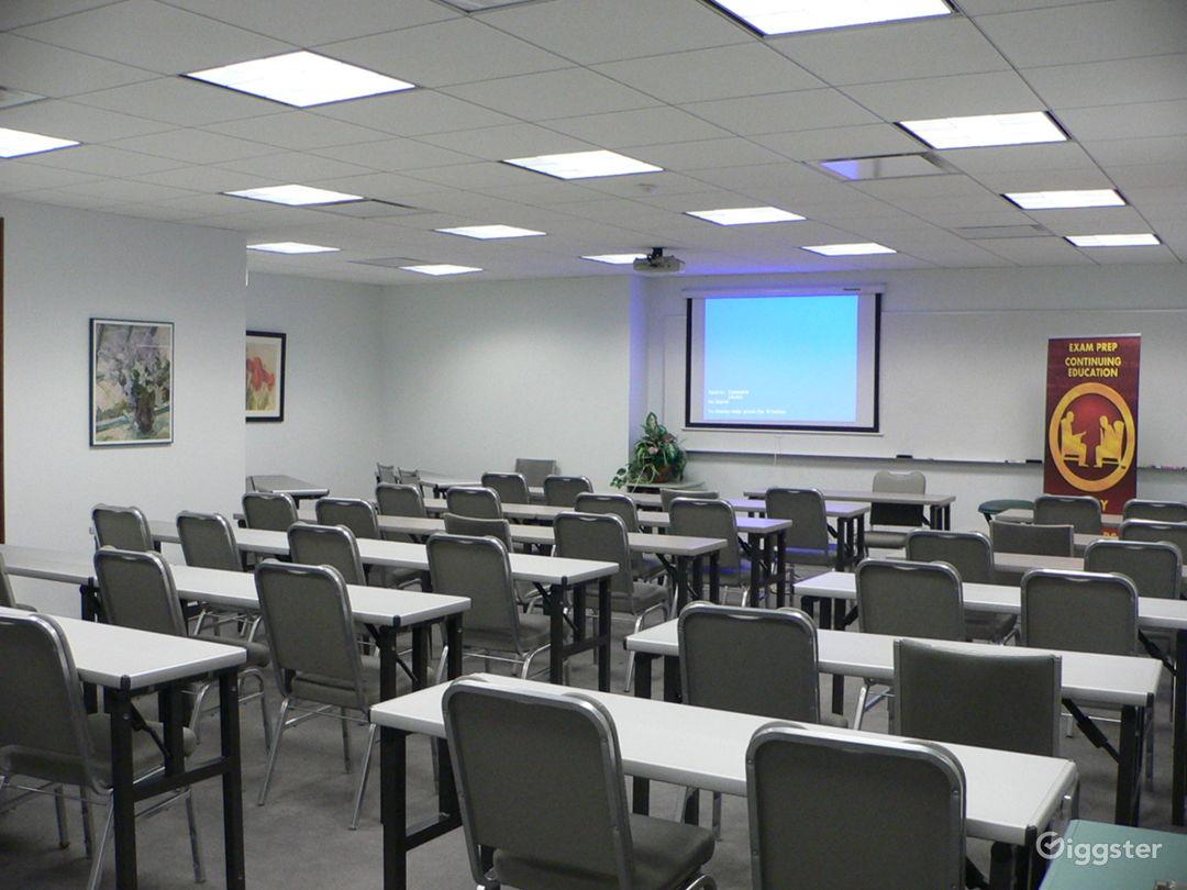 Workshop Meeting Room Photo 3