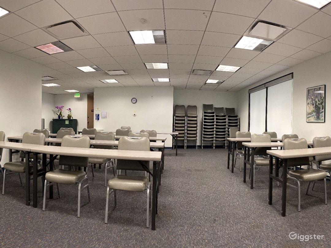 Workshop Meeting Room Photo 1