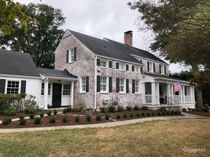 Historic Colonel Clifford Jones Home Photo 3