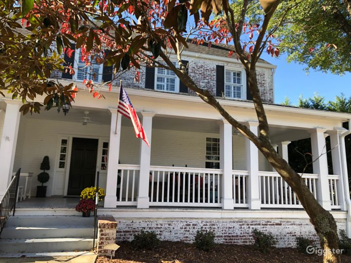 Historic Colonel Clifford Jones Home Photo 2