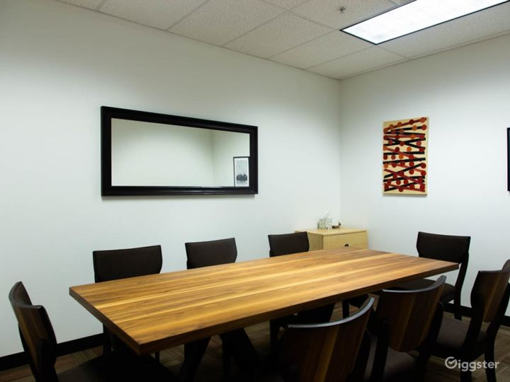 Simplistic Private Space (Meetings Only)