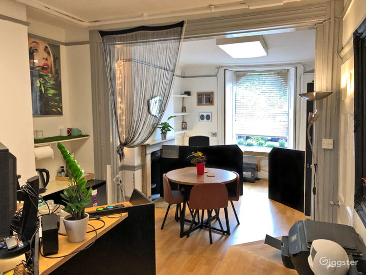 Homey Freelancers Workspace in Central London