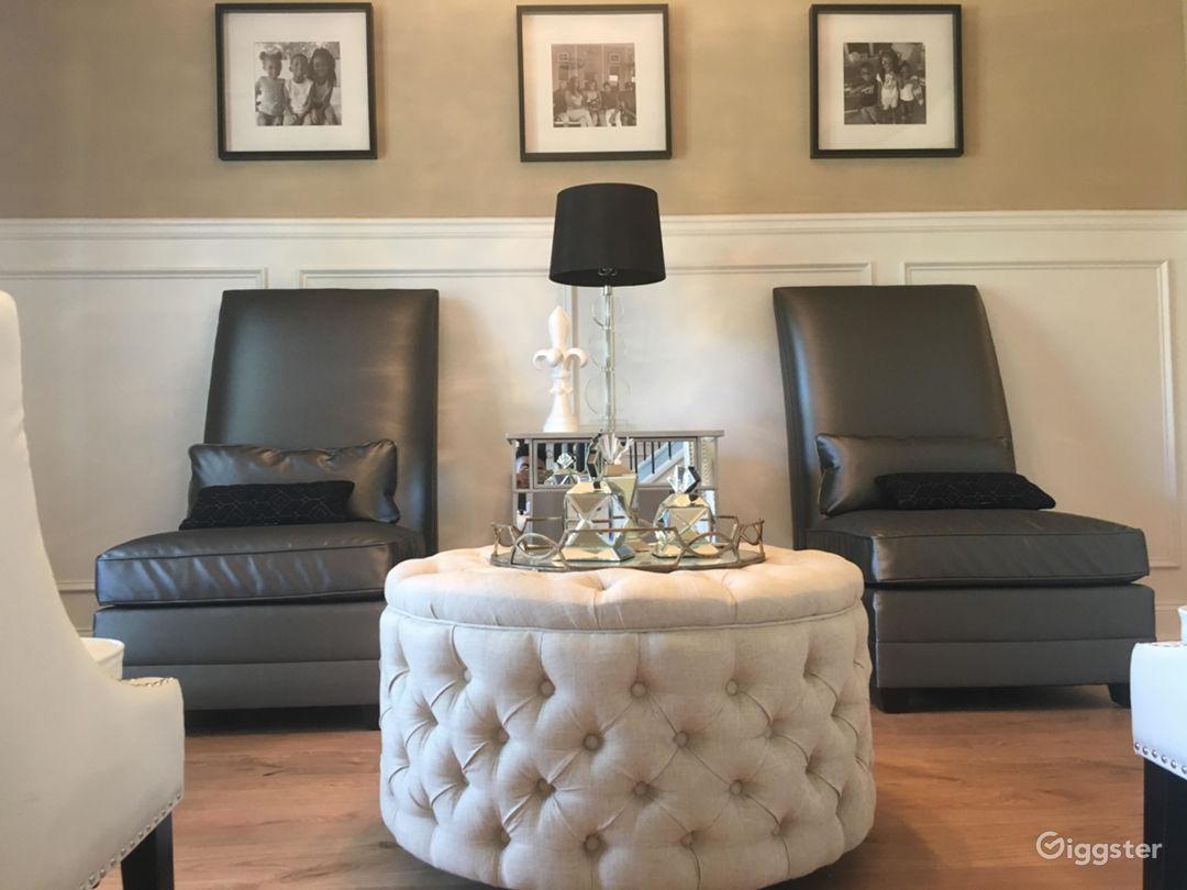 Crew Friendly Luxury Home: Upscale Atlanta Suburb Photo 5