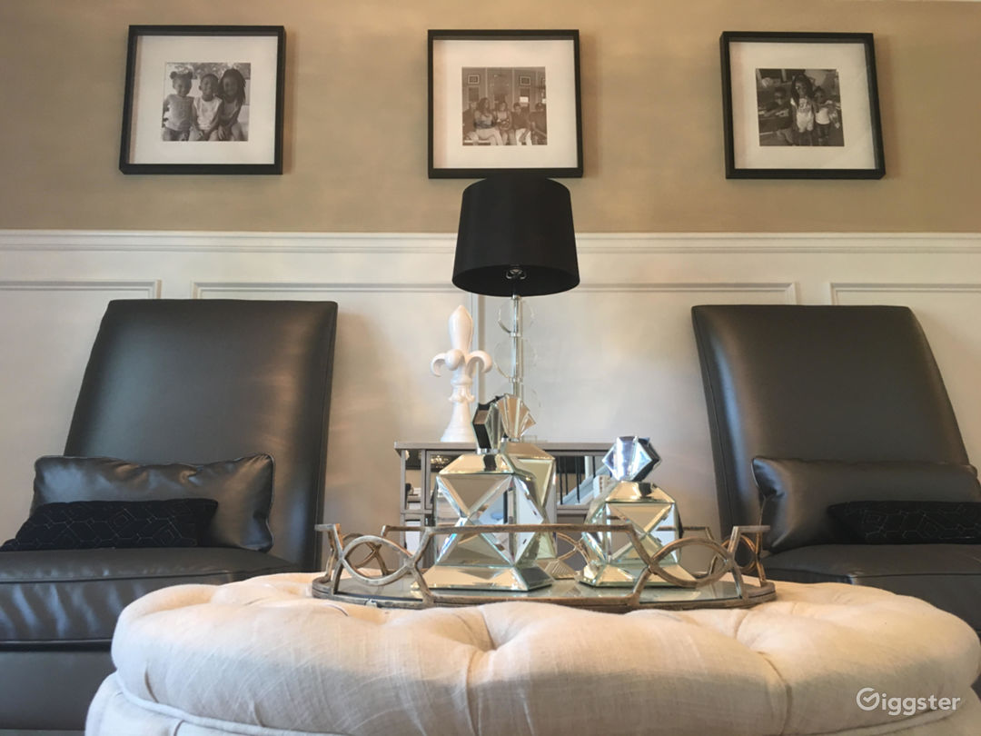 Crew Friendly Luxury Home: Upscale Atlanta Suburb Photo 4