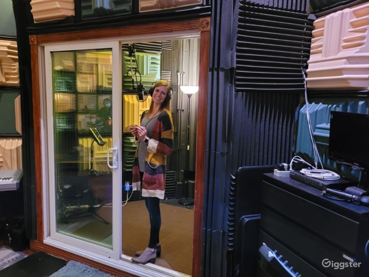 Room B - Professional Recording Studio  Photo 4