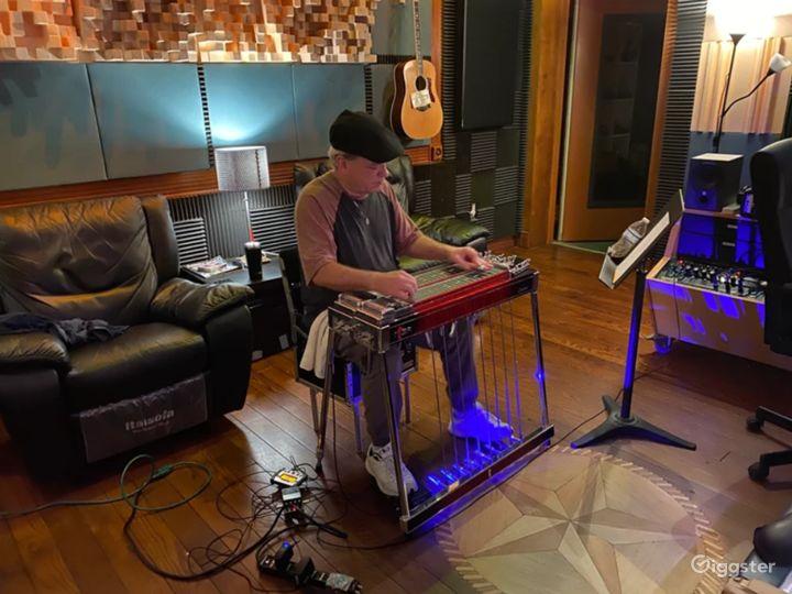Room B - Professional Recording Studio  Photo 2