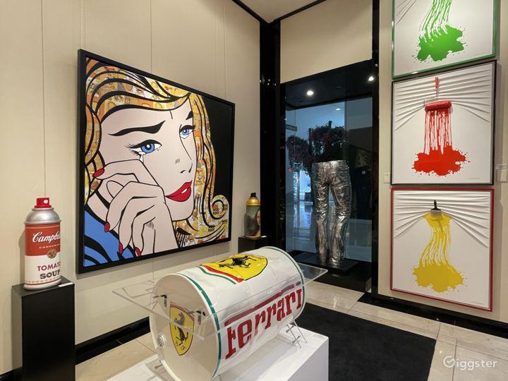 Upscale Fine Art Gallery in Las Vegas Photo 4
