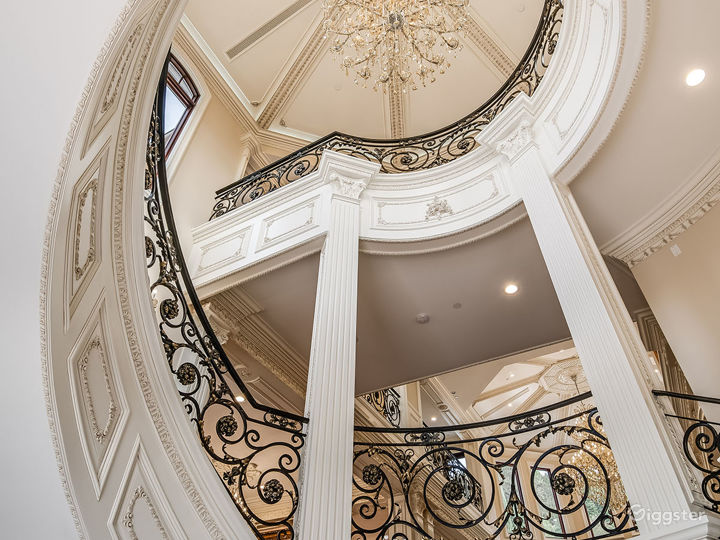 French Chateau Style Mansion Photo 4