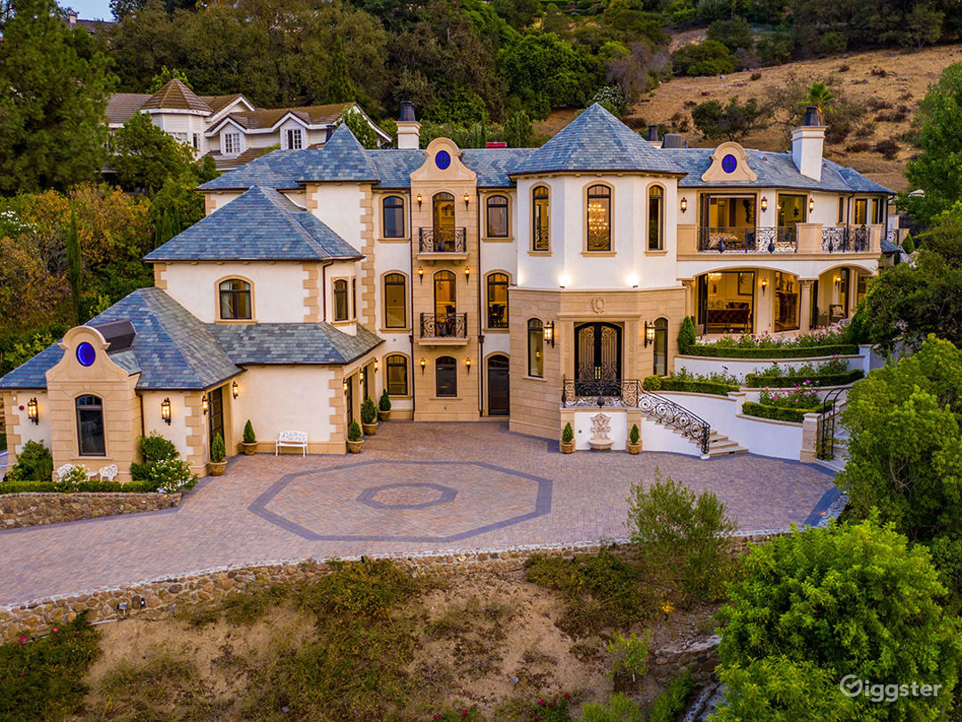 French Chateau Style Mansion Photo 1