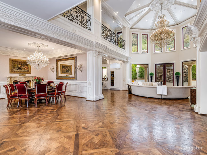 French Chateau Style Mansion Photo 5