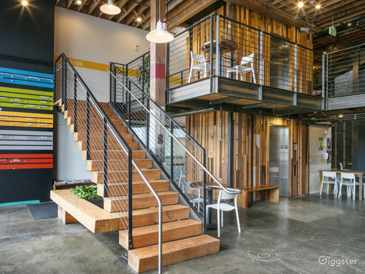 67k Square Foot Creative Office Project in Portland