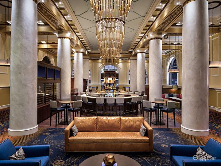 Iconic Houston Hotel - Like Nothing Else