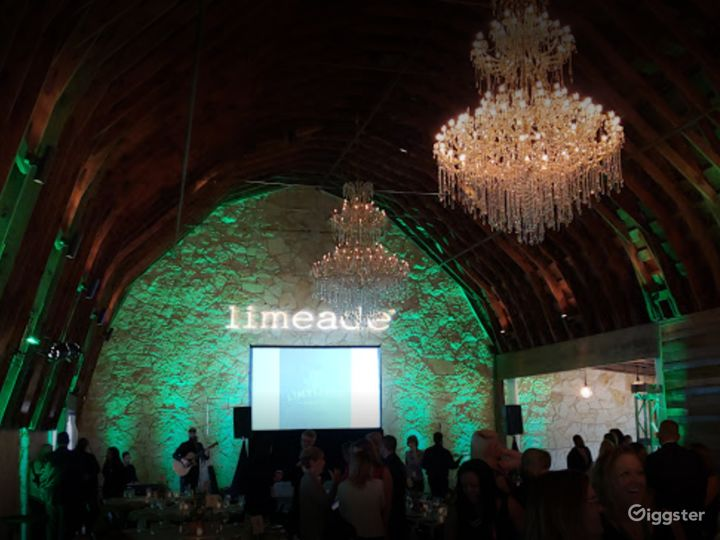 Rustic Bohemian Event Space in Austin (Full Buyout) Photo 4
