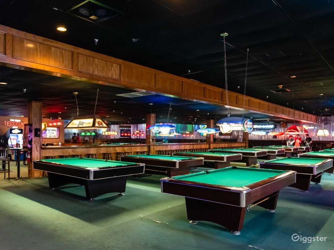 A Spacious Billiards and Sports Bar in College Station Photo 1