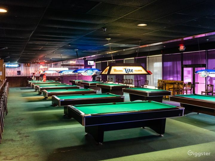 A Spacious Billiards and Sports Bar in College Station Photo 5