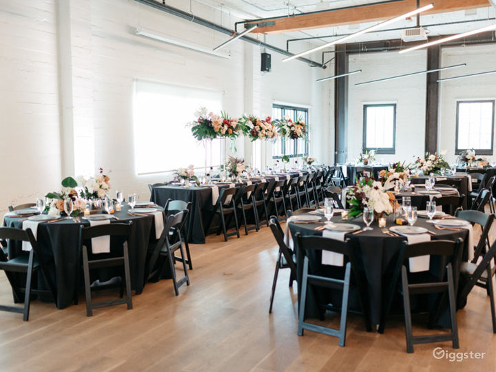 Industrial Chic Event Space in Downtown Seattle Photo 5